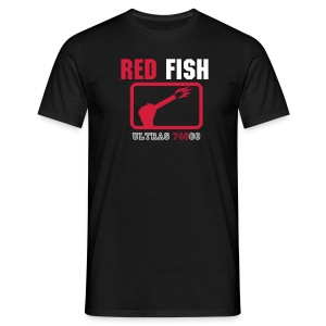 Ultras Red Fish - T-shirt Homme