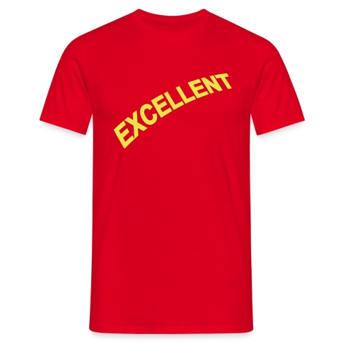 Howlin' Mad Murdock's 'Excellent' shirt - Men's T-Shirt