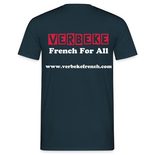 Smart People Learn French - Men's T-Shirt