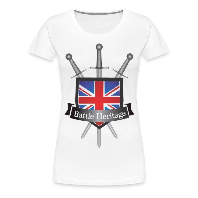 Battle Heritage Logo Women's T-Shirt