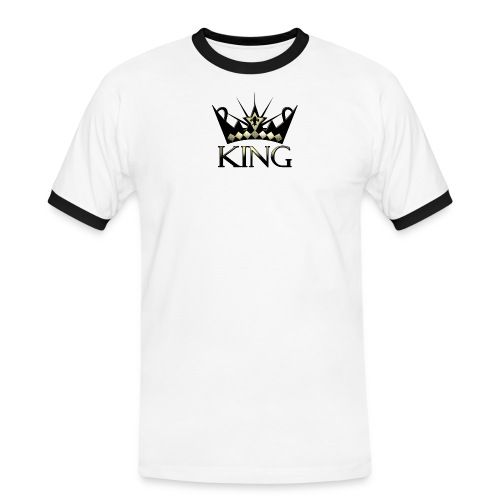south african iking - Camiseta contraste hombre