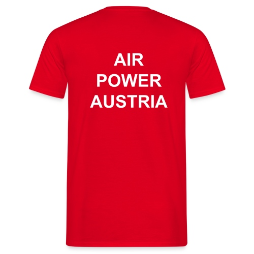 Standardshirt AIR POWER - Männer T-Shirt