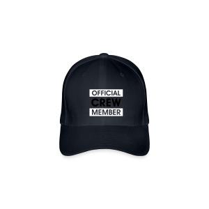 Crew Member Cap  - Flexfit Baseball Cap