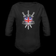 Baby Bodysuits ~ Baby One-piece ~ Battle Baby