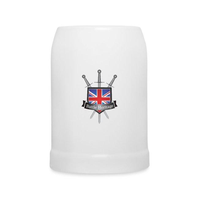 BH Logo Beer Mug
