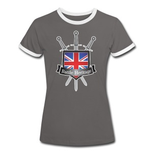 Women's T Shirt BH Logo - Women's Ringer T-Shirt