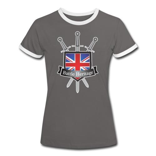 Women's T Shirt BH Logo - Women's Ringer T-Shirt