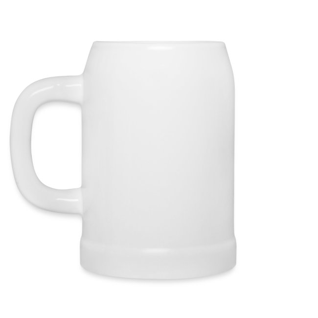 Dragon & Lion Logo Beer Mug