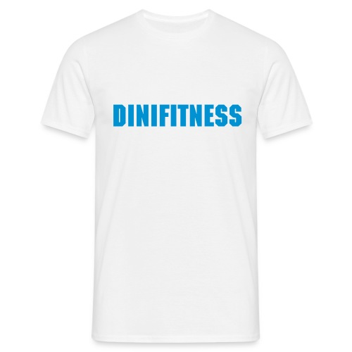 dinifitness t-shirt - Men's T-Shirt