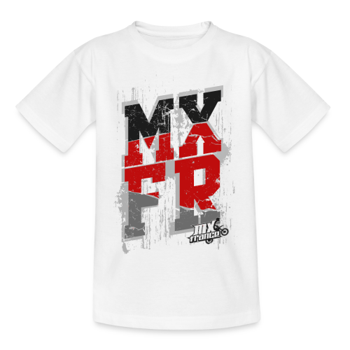 MXFR Rouge - T-shirt Enfant