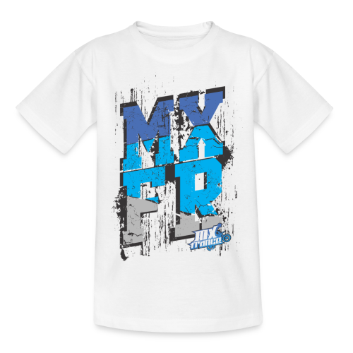 MXFR Bleu - T-shirt Enfant