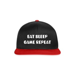 The Gamer cap - Snapback Cap