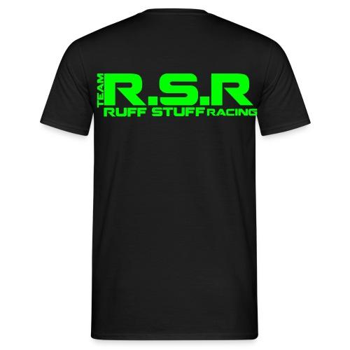 RSR T-SHIRT - T-shirt herr