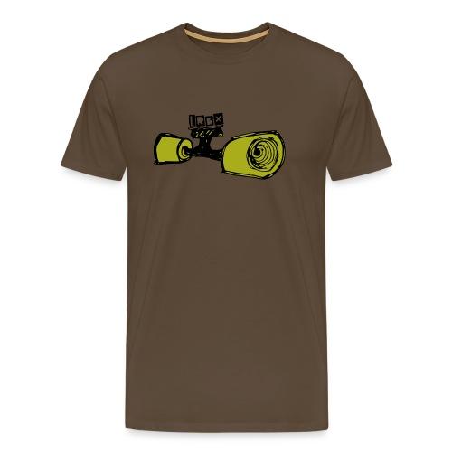 LRBX Trucks (by Mata7ik) - T-shirt Premium Homme