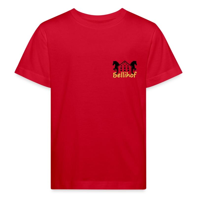 Bellihof Kinder BIO T-Shirt - Kinder Bio-T-Shirt
