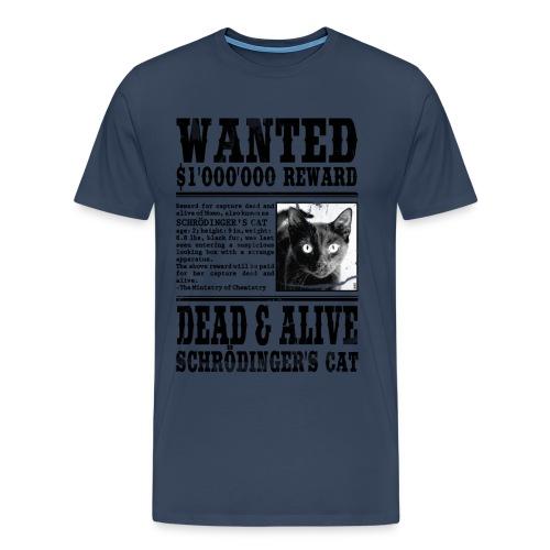 Schrodinger's cat - T-shirt Premium Homme