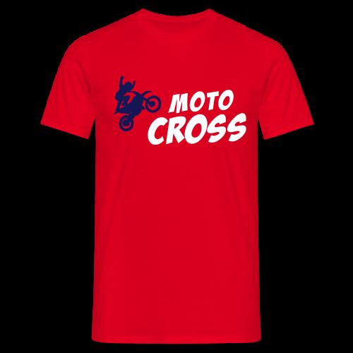 MotoCross BD - T-shirt Homme