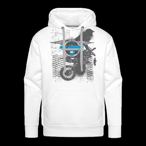 Blaz Mojo - Sweat-shirt à capuche Premium pour hommes