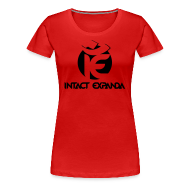 T-Shirts ~ Frauen Premium T-Shirt ~ Intact Expanda Tshirt - Design 2014 - Girl