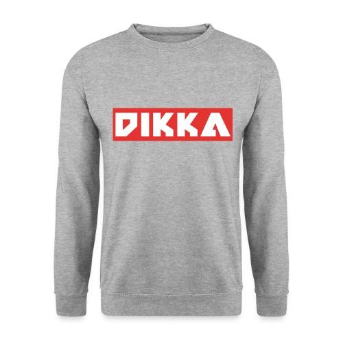 DIKKA Herren Pullover - Männer Pullover