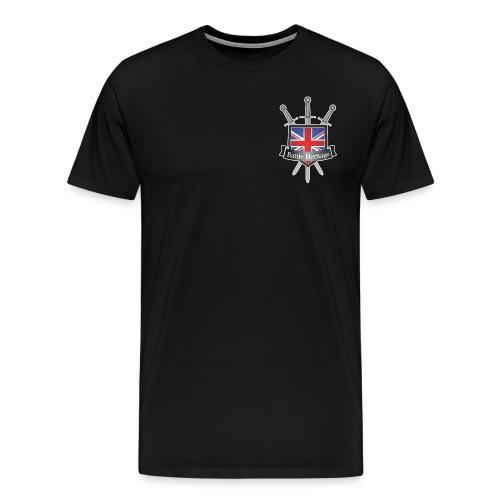 Men's T-Shirt BH Logo Black - Men's Premium T-Shirt