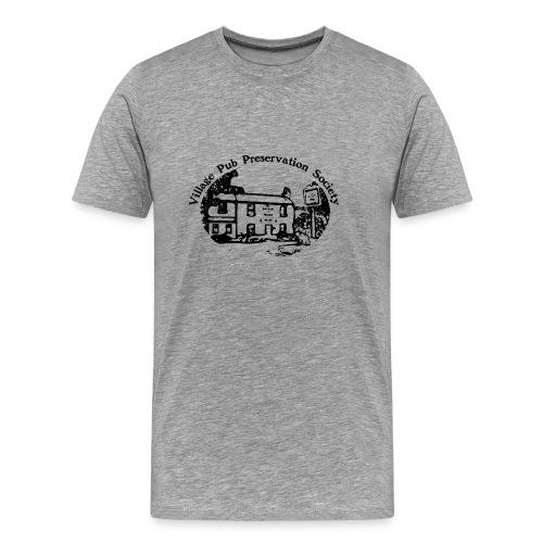 Village Pub Preservation Society - Men's Premium T-Shirt