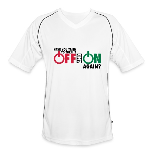 OFF-ON - Maillot de football Homme