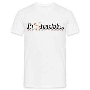 Pistenclub T-Shirt -basic white- - Männer T-Shirt