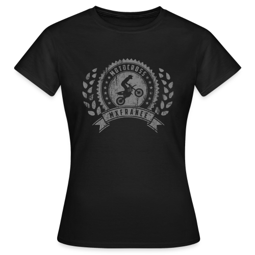 Retro Champ - T-shirt Femme