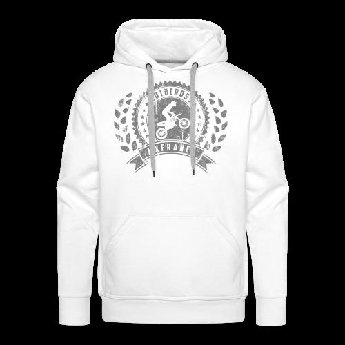 Retro Champ - Sweat-shirt à capuche Premium pour hommes