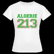 Tee shirts ~ Tee shirt Femme ~ Algérie 213