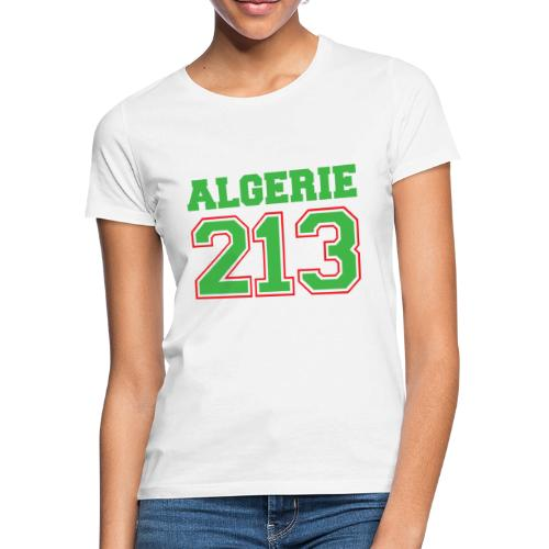 Algérie 213 - T-shirt Femme