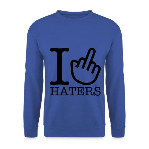 F### Haters - Men's Sweatshirt