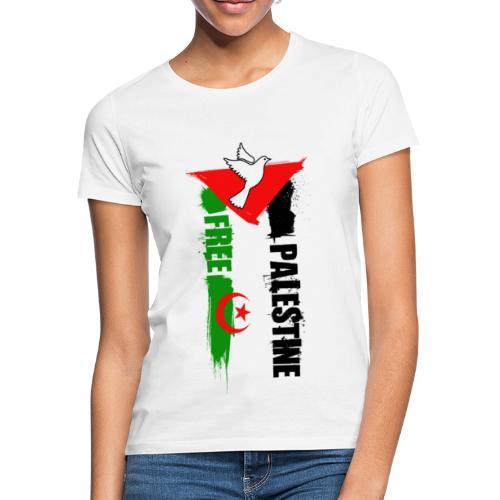 Algérie Palestine - T-shirt Femme