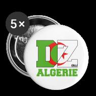 Badges ~ Badge petit 25 mm ~ Algérie DZ