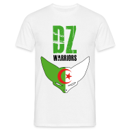 Tee shirts ~ Tee shirt Homme ~ Algérie DZ Warriors