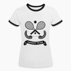 Tennis-Team T-Shirts