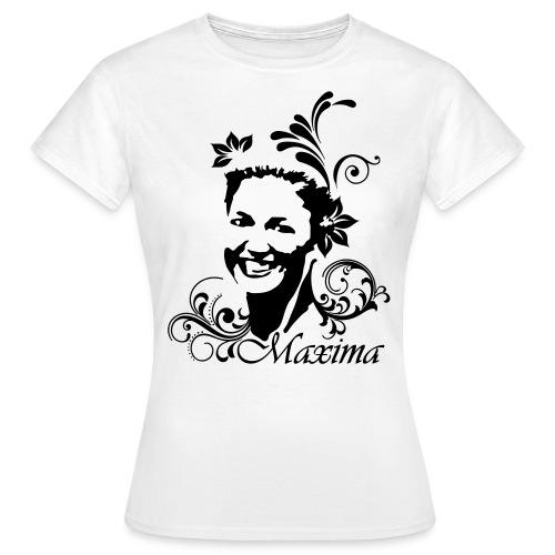 Koningin Maxima  - Vrouwen T-shirt