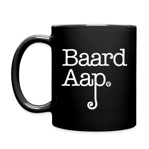 Baard Aap - All-Color Coffee Mug (white print) - Mok uni
