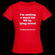 T-Shirts ~ Women's T-Shirt ~ Women's Slogan W T-Shirt
