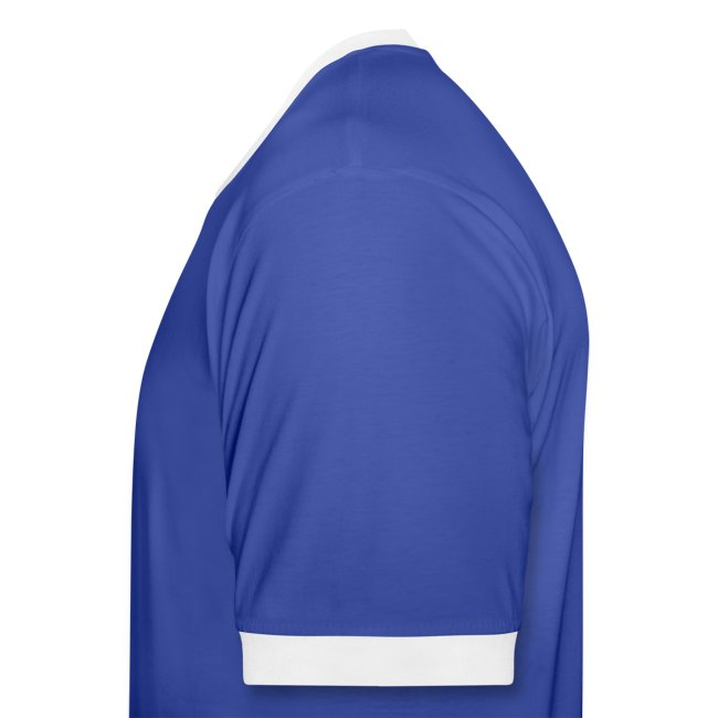 Men's Sleeping Girl Ringer T shirt