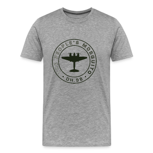 Men's MP T-Shirt - Grey - Men's Premium T-Shirt