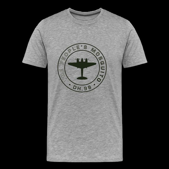 Men's MP T-Shirt - Grey