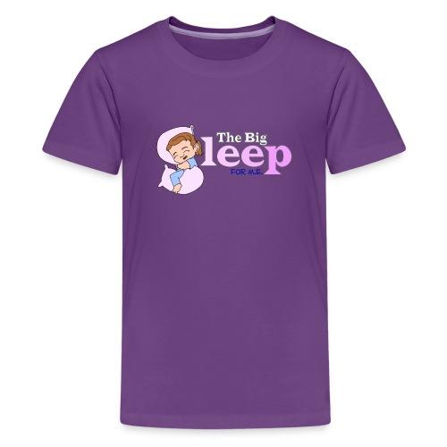Teenagers' TBS Pink Premium T Shirt - Teenage Premium T-Shirt