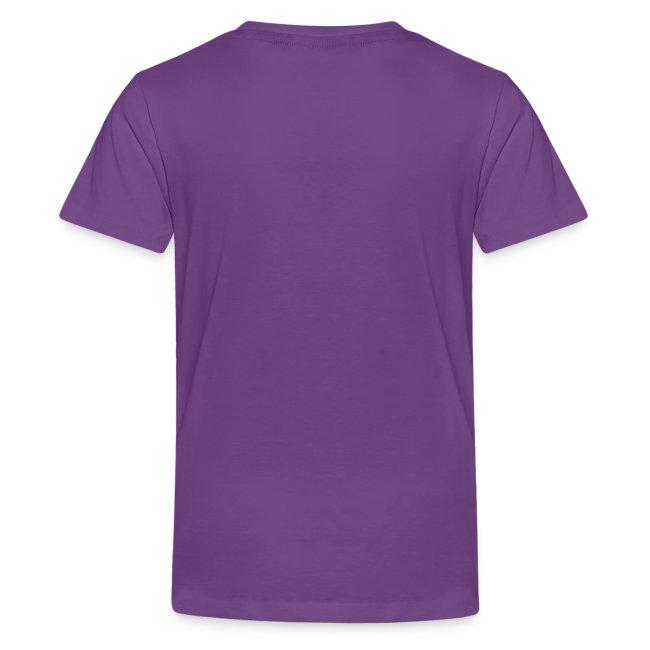 Teenagers' TBS Pink Premium T Shirt