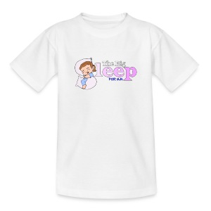 Teenagers' TBS Pink T Shirt - Teenage T-shirt