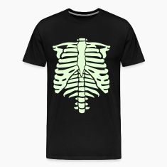 Phosphorescent skeleton