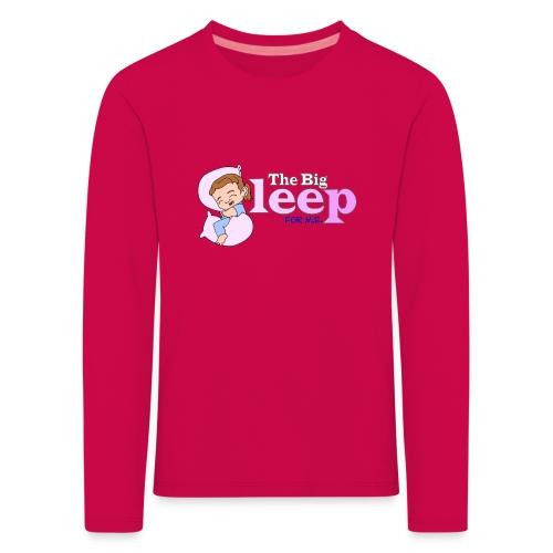 Teenagers' TBS Pink Premium Longsleeve - Kids' Premium Longsleeve Shirt