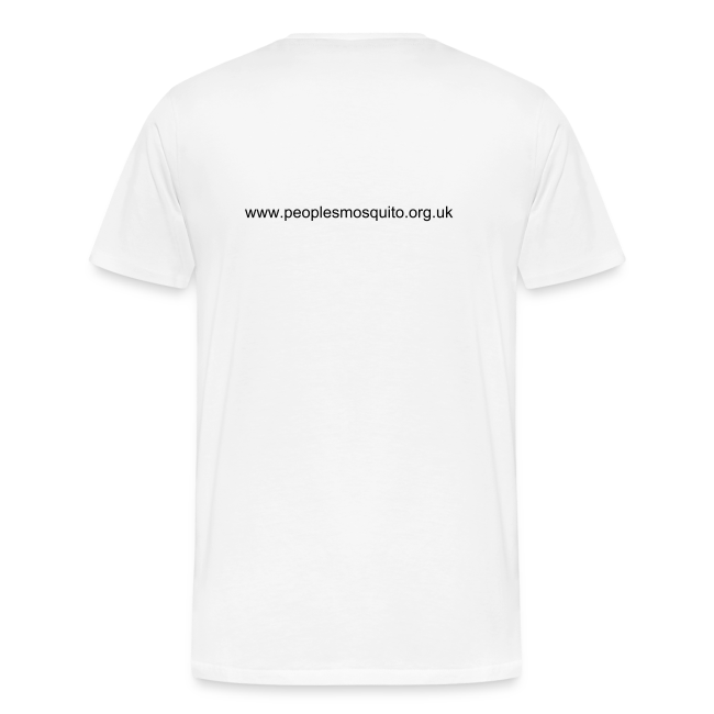 "Men's ""Merlins"" T-Shirt - White"