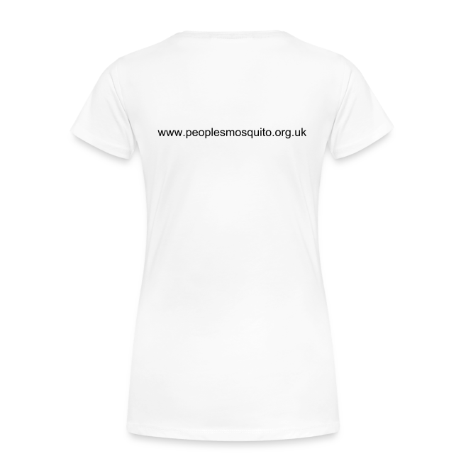 "Women's ""Merlins"" T-Shirt - White"